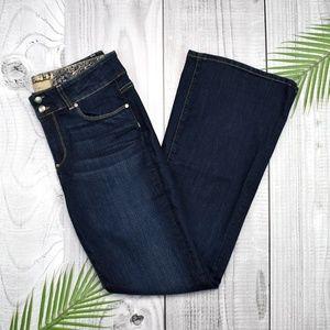 PAIGE HH Boot Petite Jeans